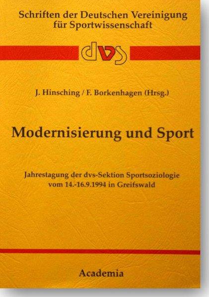 Modernisierung und Sport als Buch von