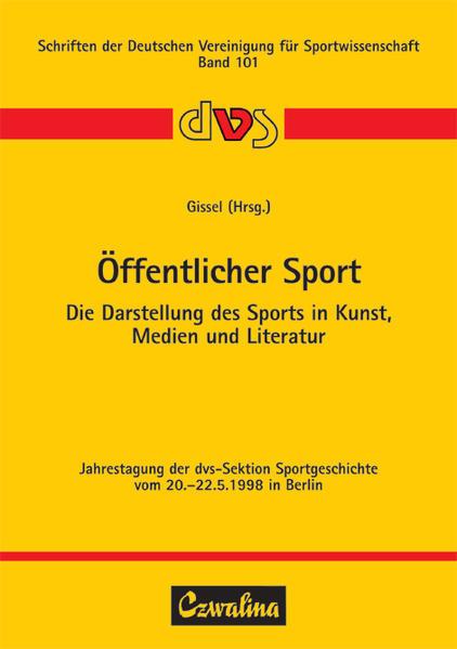 Öffentlicher Sport als Buch von