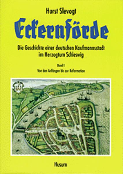 Eckernförde 1 als Buch von Horst Slevogt