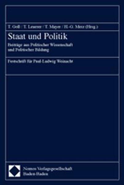 Staat und Politik als Buch von