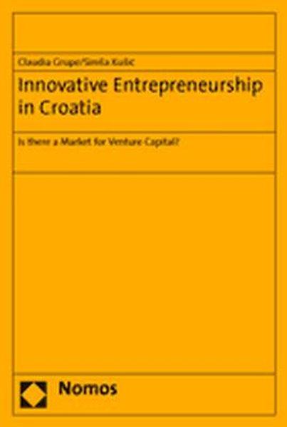 Innovative Entrepreneurship in Croatia als Buch...