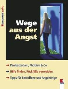Wege aus der Angst als Buch von Wenzel Müller