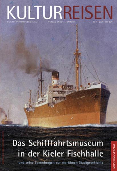 Das Schifffahrtsmuseum in der Kieler Fischhalle...
