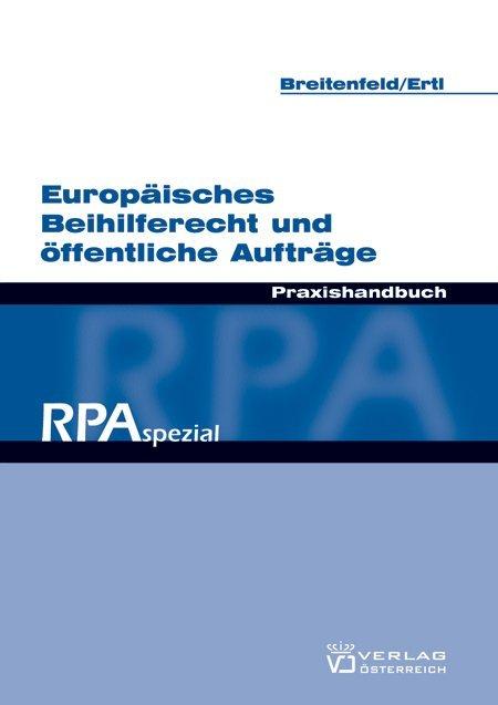 Europäisches Beihilferecht und öffentliche Auft...