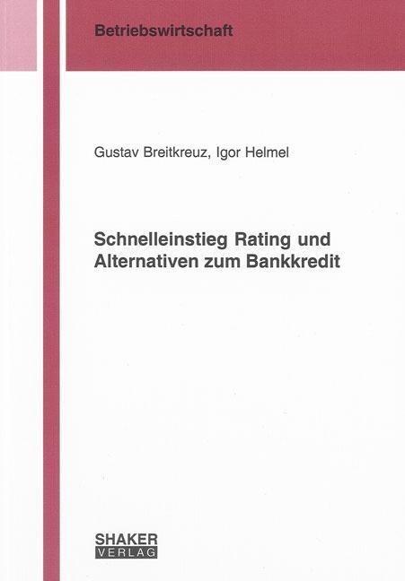 Schnelleinstieg Rating und Alternativen zum Ban...