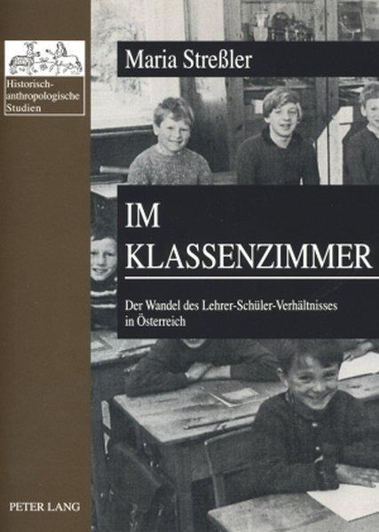 Im Klassenzimmer als Buch von Maria Streßler