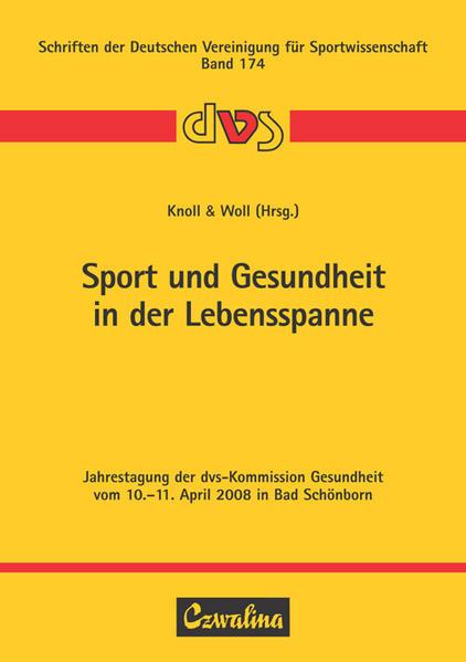 Sport und Gesundheit in der Lebensspanne als Bu...