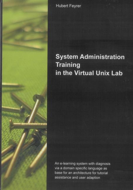 System Administration Training in the Virtual U...