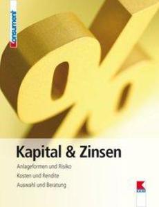 Kapital & Zinsen als Buch von Manfred Lappe