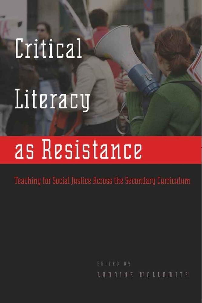 Critical Literacy as Resistance als Buch von