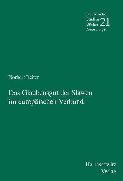 Das Glaubensgut der Slawen im europäischen Verb...