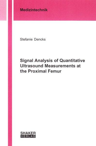 Signal Analysis of Quantitative Ultrasound Meas...