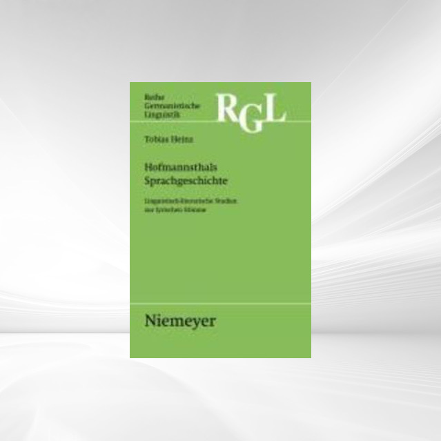 Hofmannsthals Sprachgeschichte als eBook Downlo...