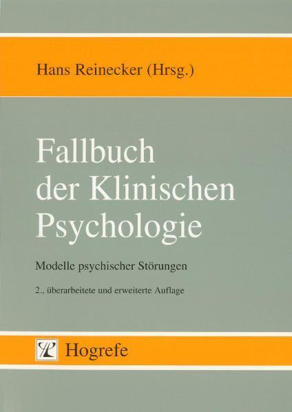 Fallbuch der Klinischen Psychologie als eBook D...
