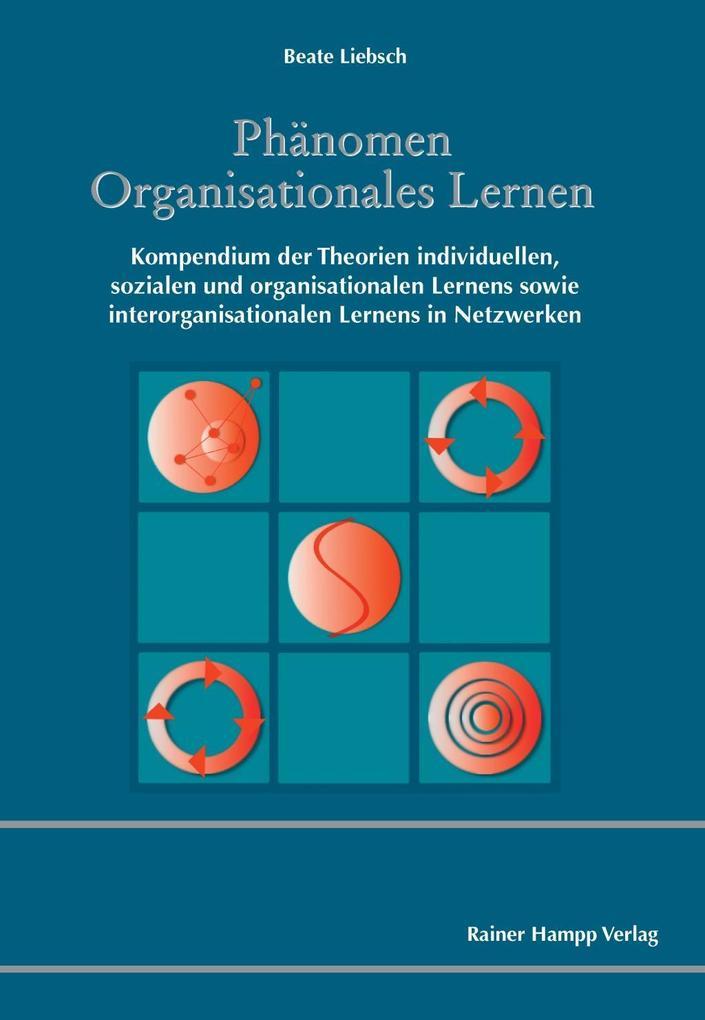 Phänomen Organisationales Lernen als eBook Down...