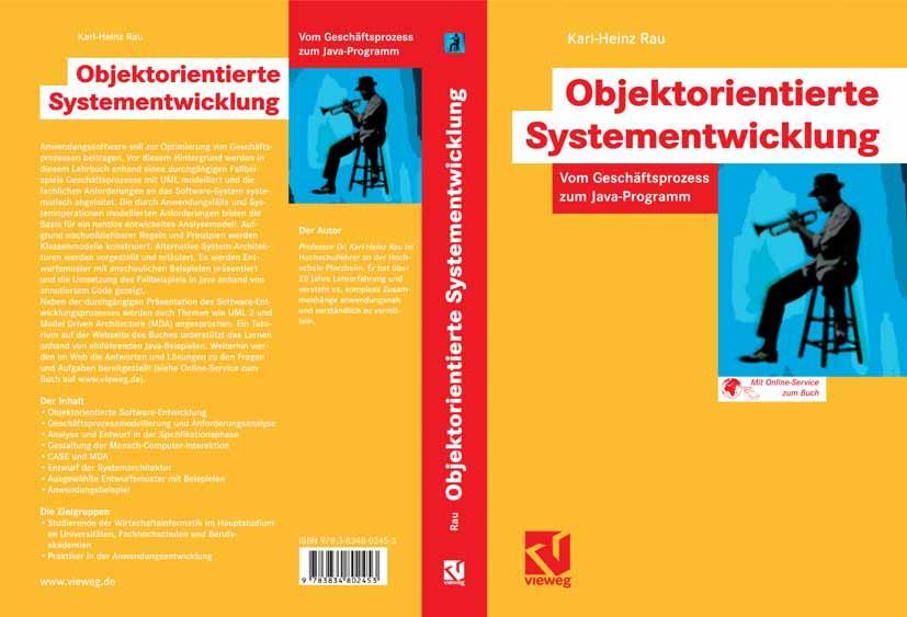Objektorientierte Systementwicklung als eBook D...