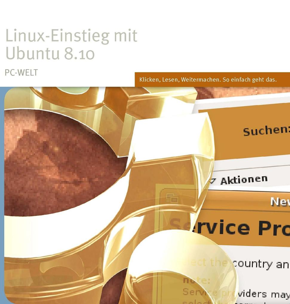 Linux-Einstieg mit Ubuntu 8.10 als eBook Downlo...