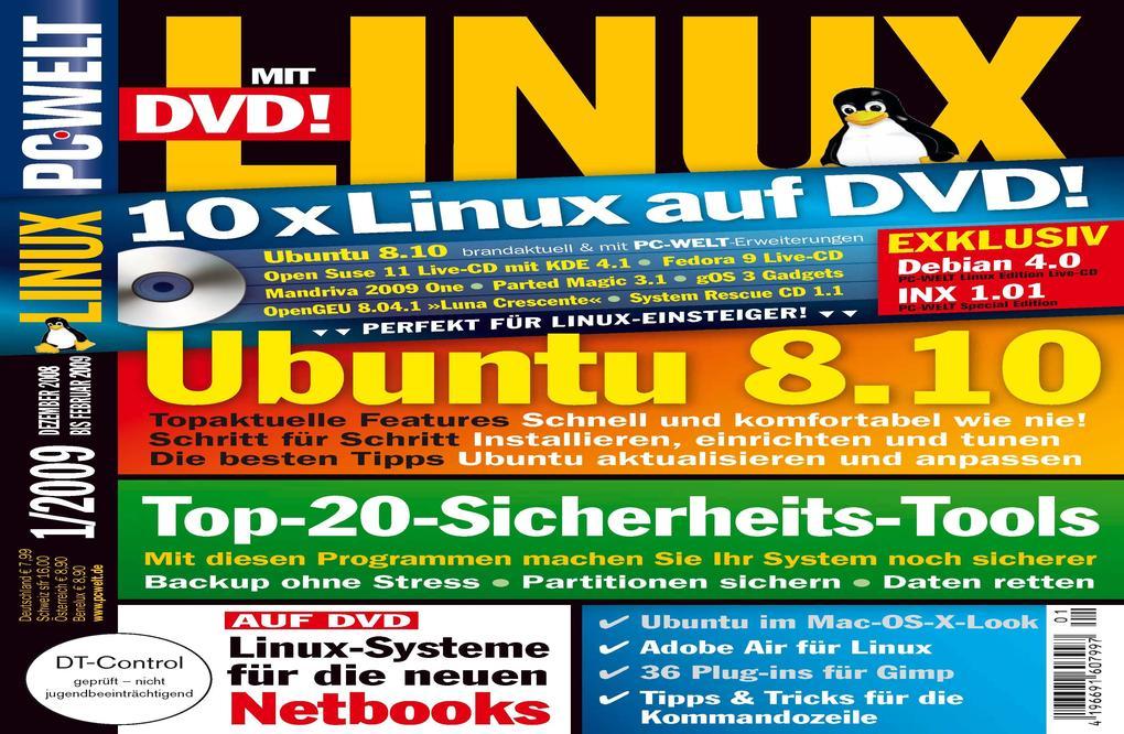 Ubuntu Linux 8.10 als eBook Download von