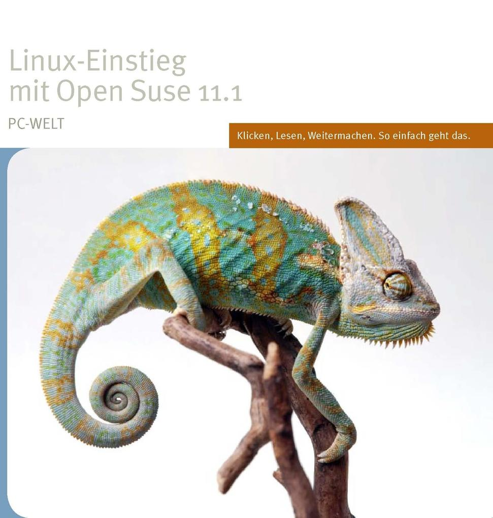 Linux-Einstieg mit Open Suse 11.1 als eBook Dow...