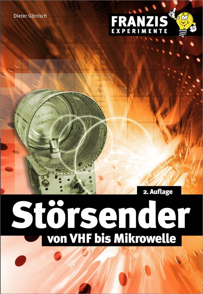 9783772331053 - Dieter Görrisch: Störsender von VHF bis Mikrowelle als eBook Download von Dieter Görrisch - Buch