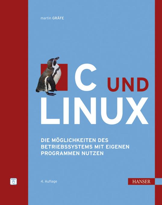 C und Linux als eBook Download von Martin Gräfe