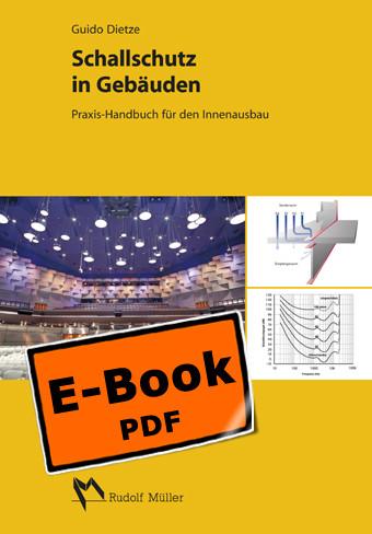 Schallschutz im Innenausbau - Praxis-Handbuch f...