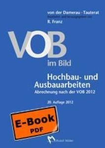 VOB im Bild - Hochbau- und Ausbauarbeiten - VOB...