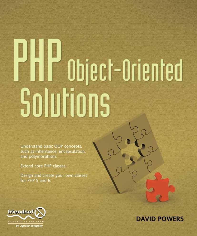 PHP Object-Oriented Solutions als eBook Downloa...