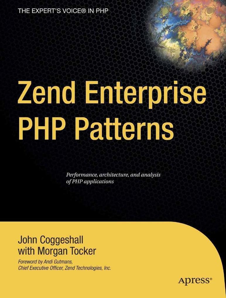 Zend Enterprise PHP Patterns als eBook Download...