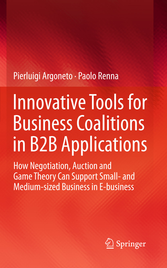 Innovative Tools for Business Coalitions in B2B...