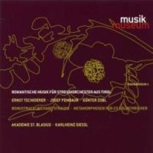 Romantische Musik Für Streichorchester Aus Tirol