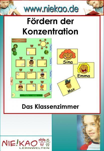 Fördern der Konzentration - Das Klassenzimmer a...