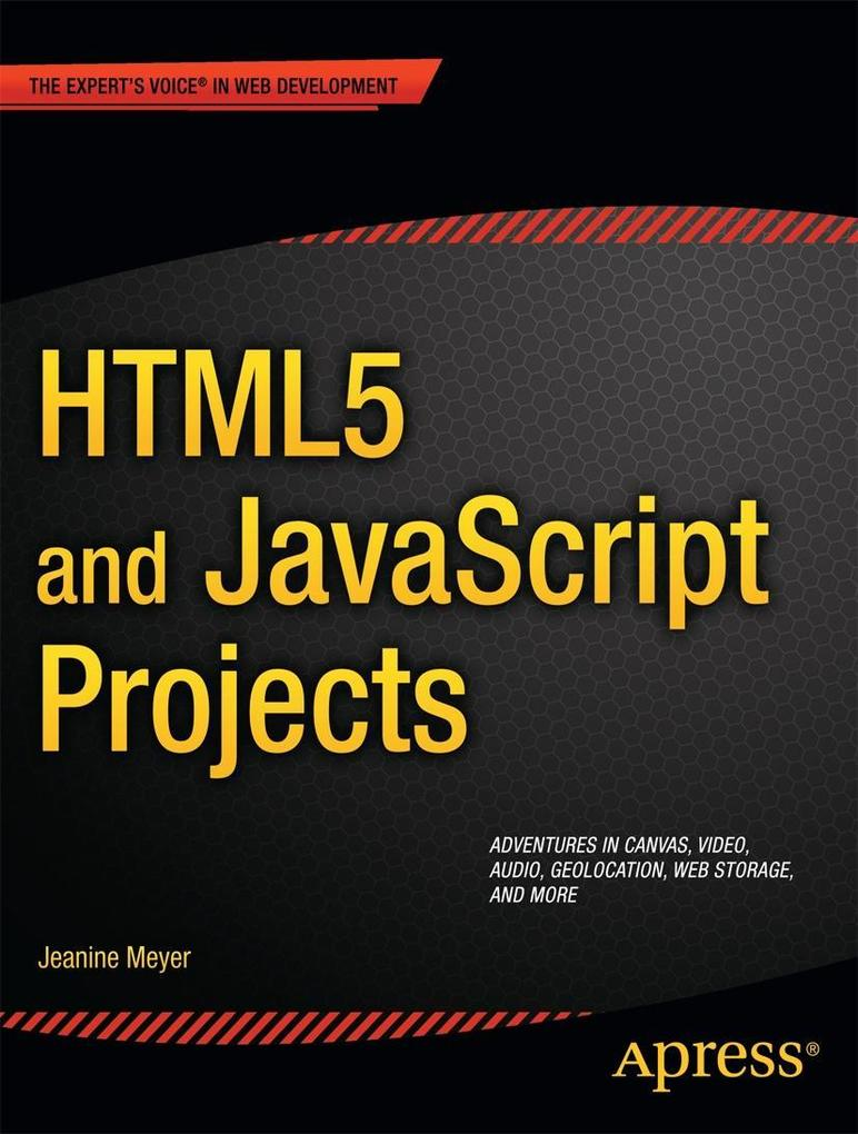 Html5 and JavaScript Projects als Taschenbuch v...