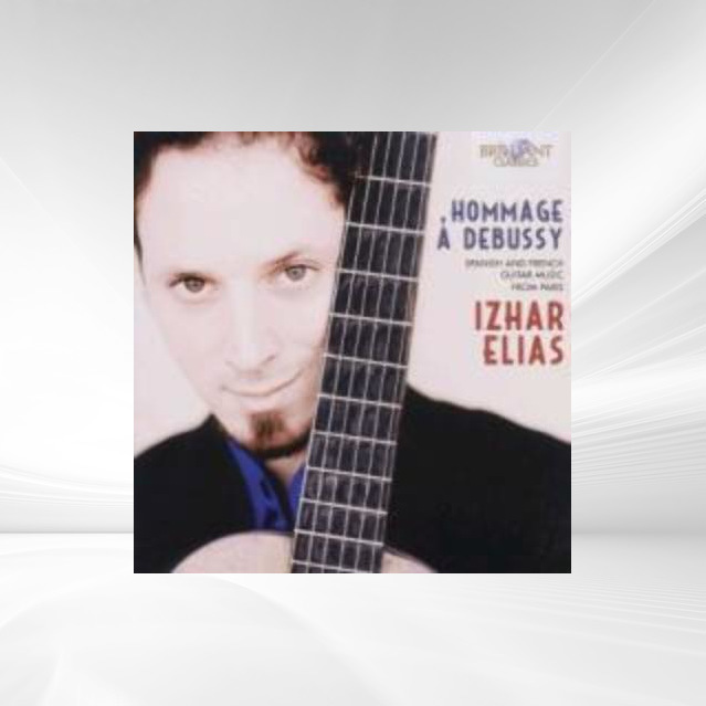 Hommage an Debussy: Gitarrenmusik aus Paris