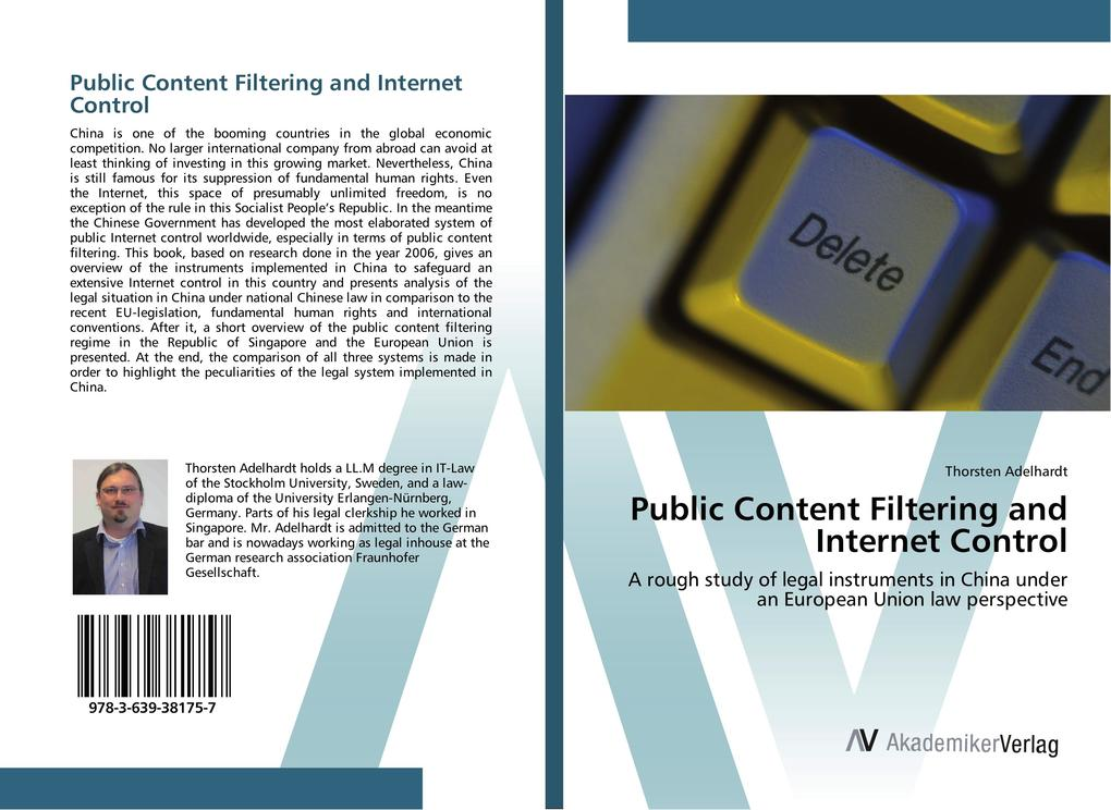 Public Content Filtering and Internet Control a...