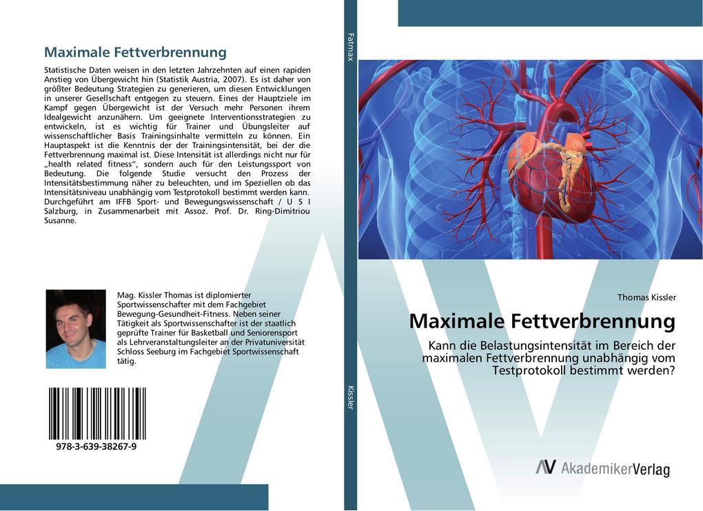 Maximale Fettverbrennung als Buch von Thomas Ki...
