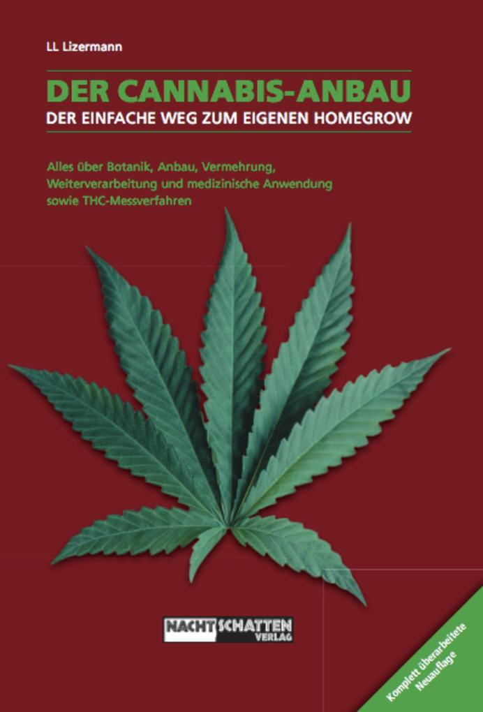 Der Cannabis-Anbau als eBook Download von Lark-...