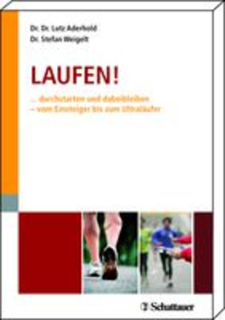 Laufen als eBook Download von Lutz Aderhold, St...