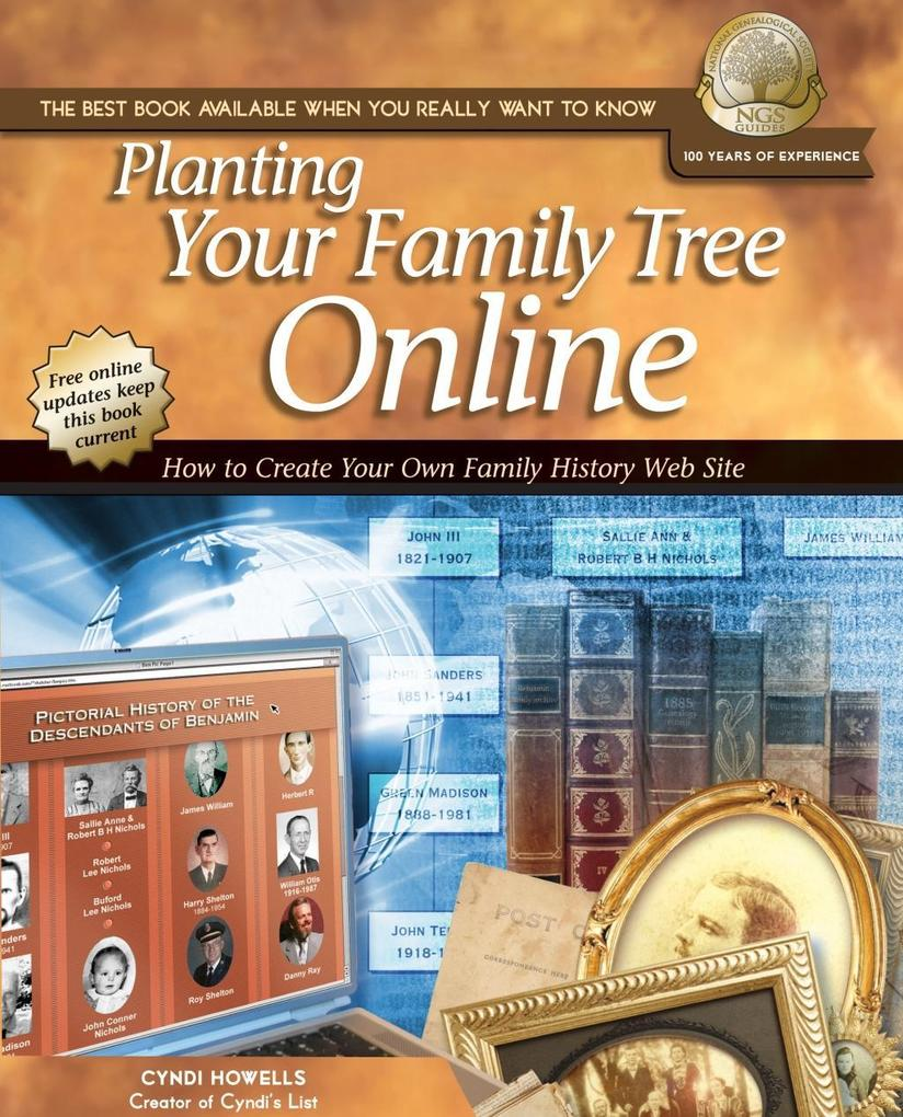 Planting Your Family Tree Online als eBook Down...