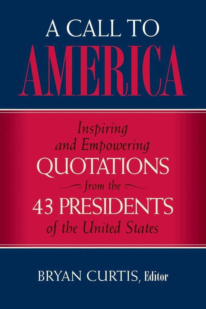 A Call to America als eBook Download von Bryan ...