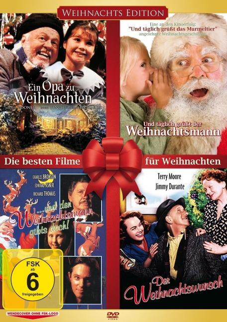 Die besten Filme für Weihnachten
