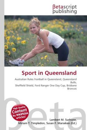 Sport in Queensland als Buch von