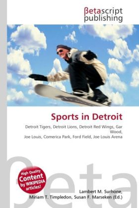 Sports in Detroit als Buch von