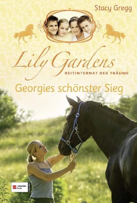 Lily Gardens, Reitinternat der Träume 04. Georg...