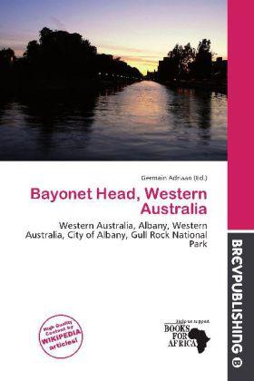 Bayonet Head, Western Australia als Taschenbuch...
