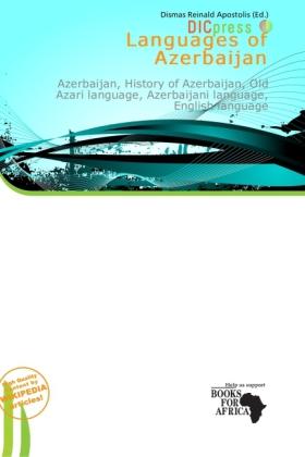 Languages of Azerbaijan als Taschenbuch von