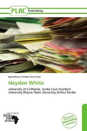 Hayden White als Taschenbuch von