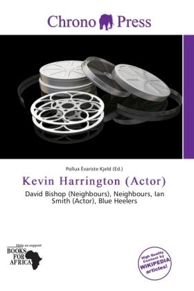 Kevin Harrington (Actor) als Taschenbuch von