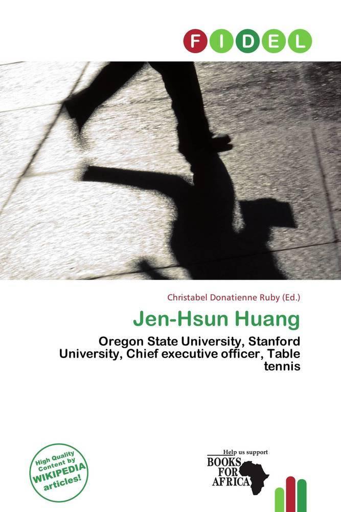Jen-Hsun Huang als Taschenbuch von
