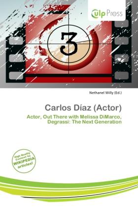 Carlos D AZ (Actor) als Taschenbuch von